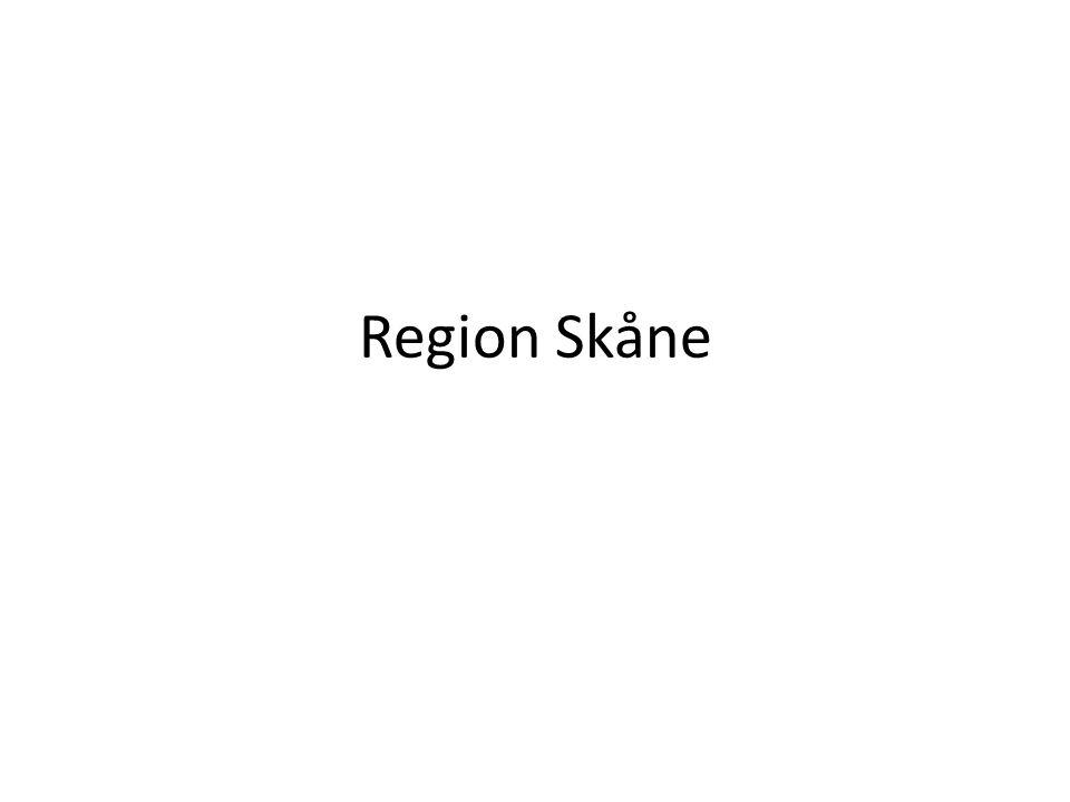Pågående aktiviteter/På gång Skånes kompetenskarta: 1) Hur ser kompetens- och utbildningsprofilen ut i det skånska näringslivet i förhållande till de andra storstadsregionerna i landet.