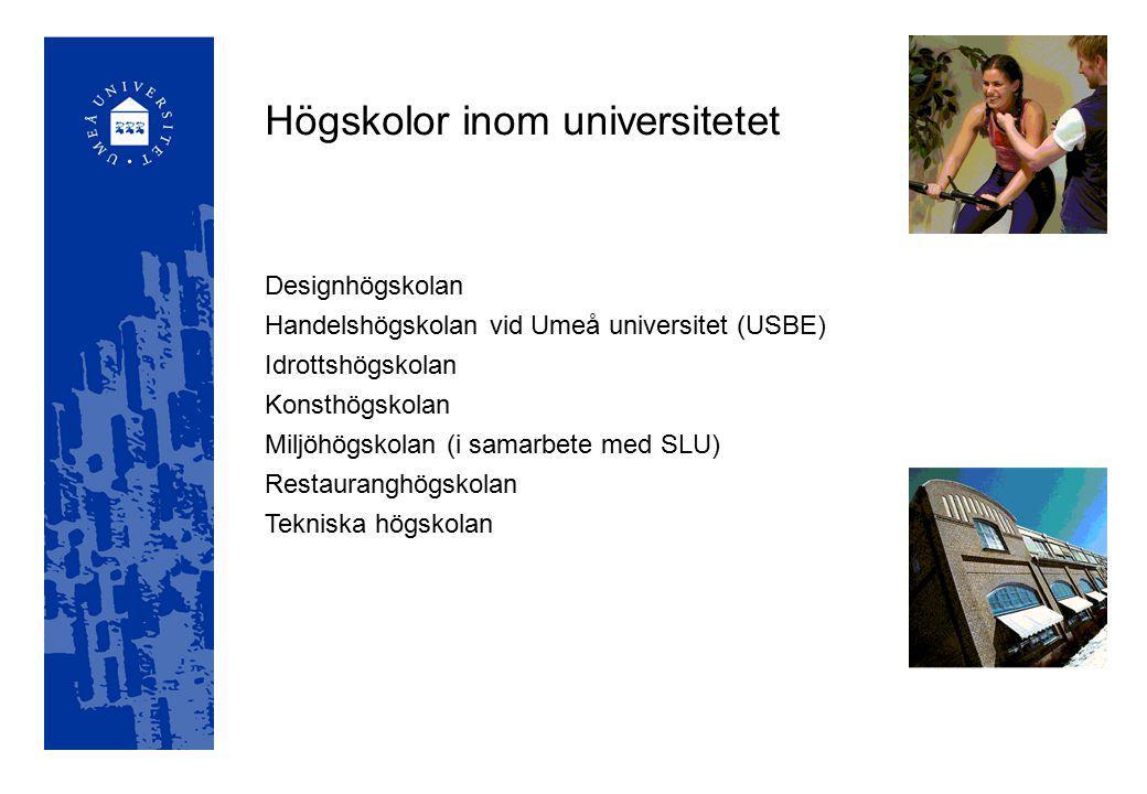 Välkomna till Umeå universitet!