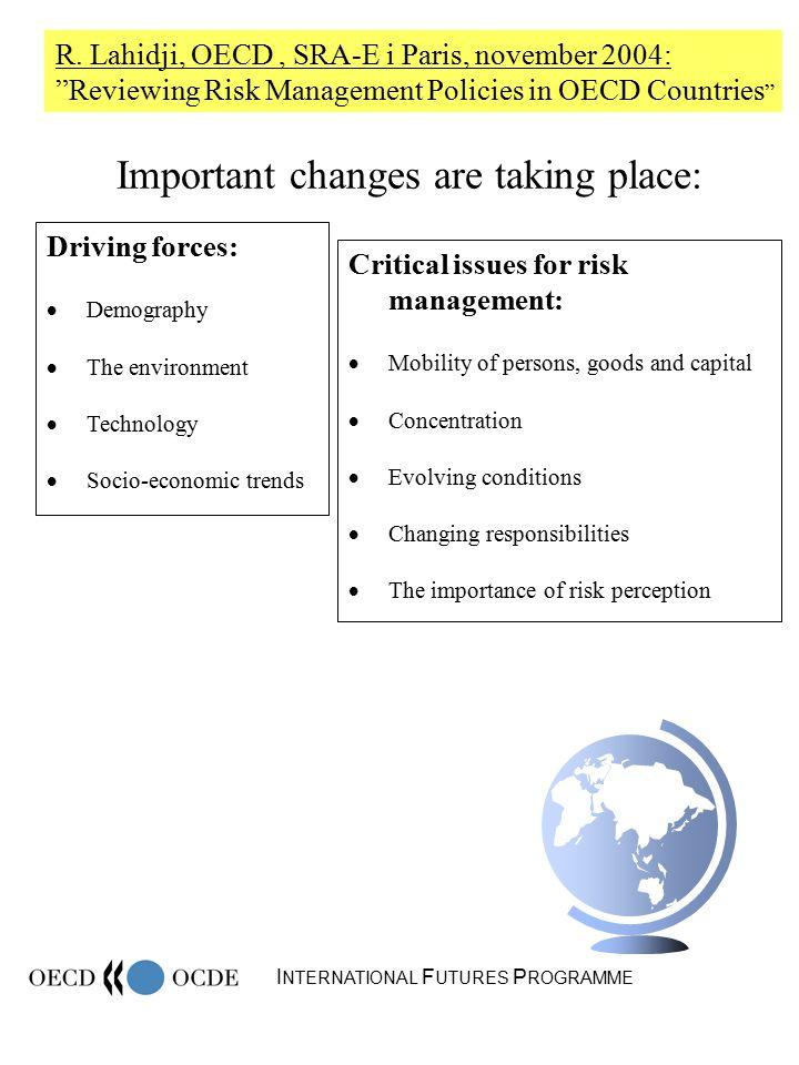 Vad menas med sårbarhet .…. stora negativa konsekvenser orsakade av störningar eller hot..