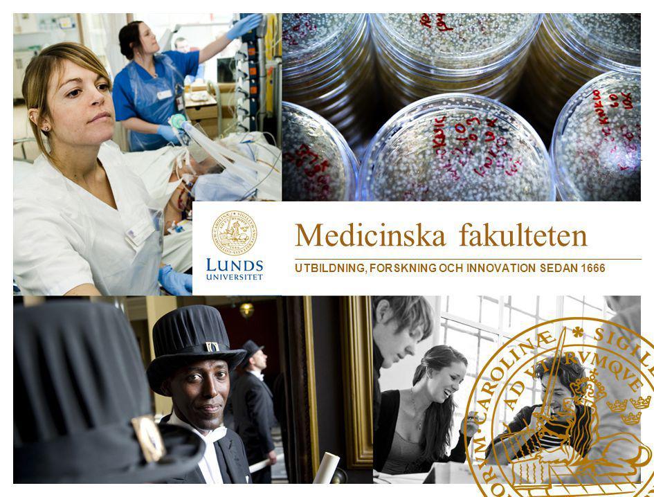 Biomedicin- & Läkarprogrammen  Kunskap om människan på cellulär- och molekylär nivå  Forskning för att hitta orsak till och effekter av sjukdom  Diagnostisera sjukdom och skador  Ordinera rätt medicin och behandling Vad skiljer de olika professionerna från varandra?