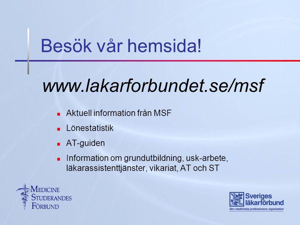 Besök vår hemsida.