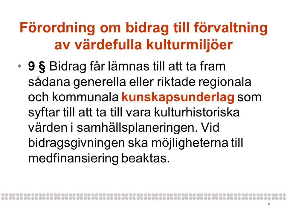 Krister Olsson Kristin Lindgren krister.olsson@raa.se kristin.lindgren@raa.se 08-5191 853508-5191 8048 Samhällsbyggnad Samhällsavdelningen Riksantikvarieämbetet krister.olsson@raa.sekristin.lindgren@raa.se