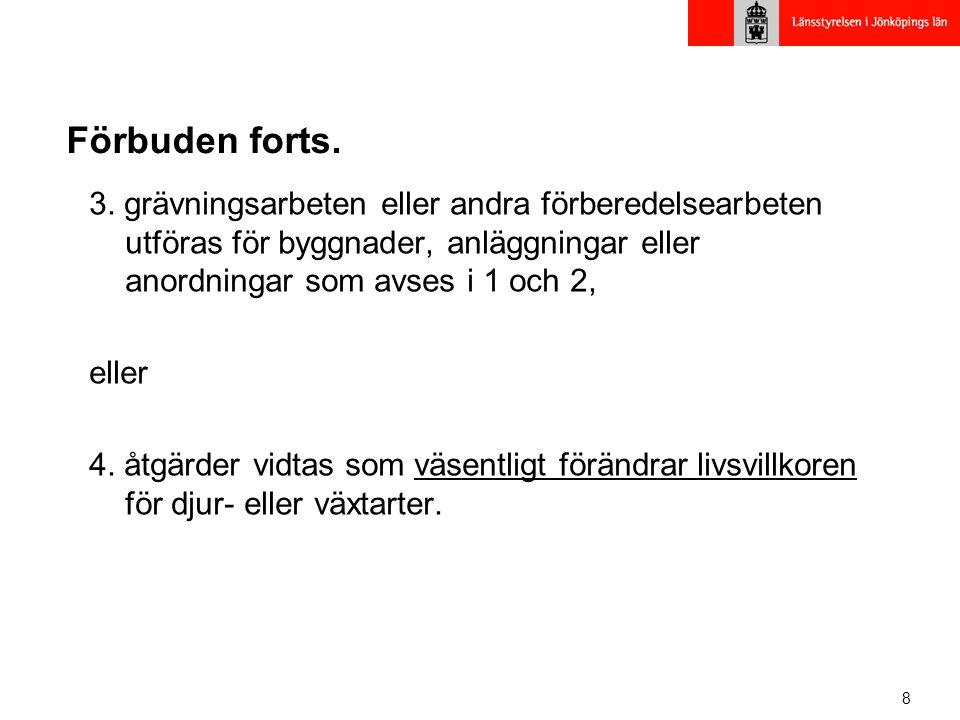 8 Förbuden forts.3.