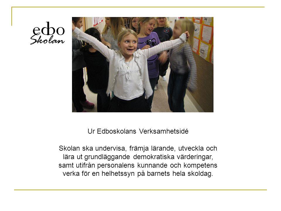Verksamheten ska vara av god kvalitet och genomföras utifrån varje barns behov, erfarenheter och förmåga.