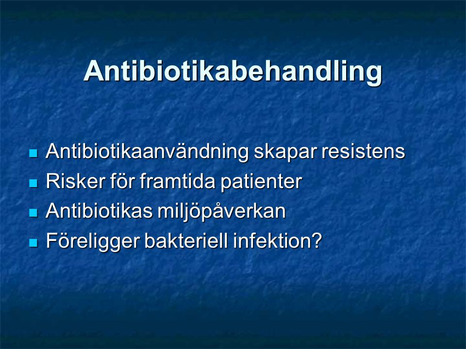 Antibiotikaresistens Flera mekanismer Flera mekanismer Sverige - Internationellt Sverige - Internationellt Kinoloner - Clostridium difficile Kinoloner - Clostridium difficile