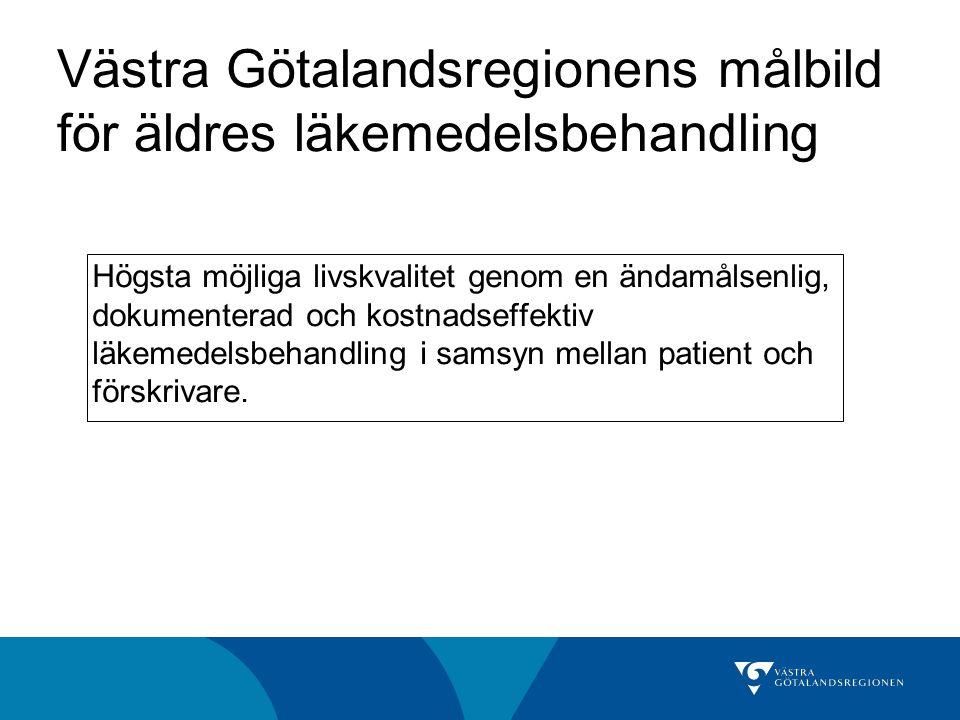 Kvalitetsindikatorer för riskläkemedel NSAID Långverkande bensodiazepiner Fler indikatorer.