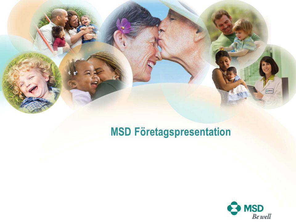 MSD Företagspresentation