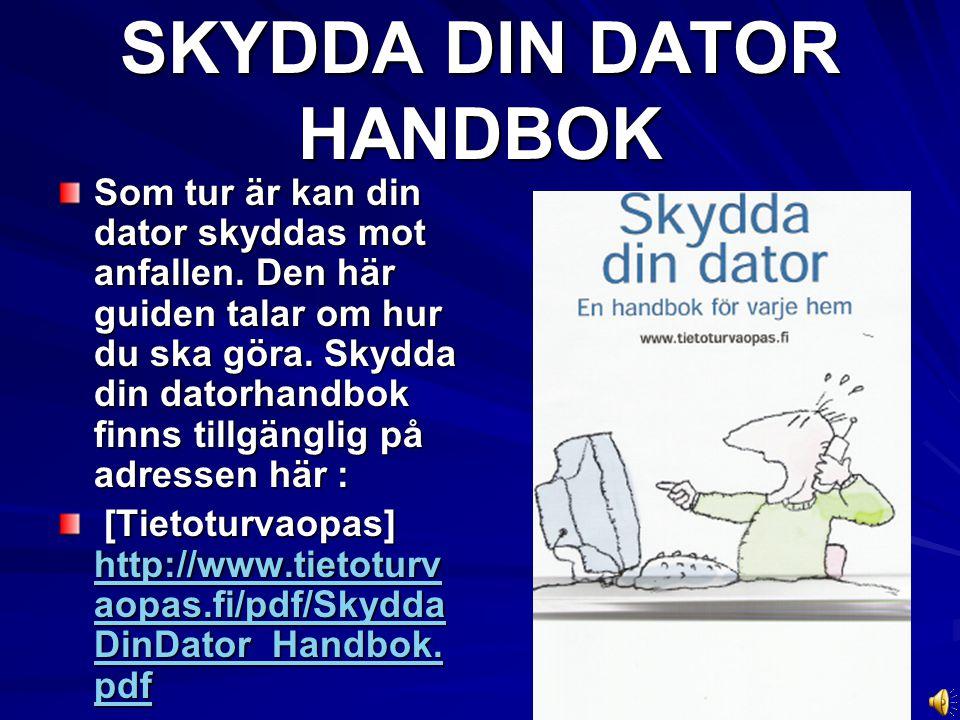 PERSONUPPGIFTSLAGEN SOM GUIDE Brochyr för registeransvariga finns tillgänglig på adress: [tietosuoja] http://www.tietos uoja.fi/16101.htm http://www.tietos uoja.fi/16101.htm http://www.tietos uoja.fi/16101.htm