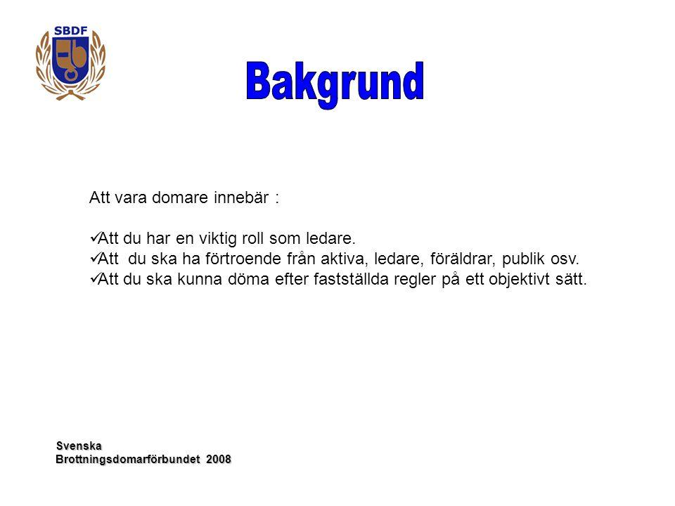 Svenska Att du ska få kunskaper om vilka regler som finns.