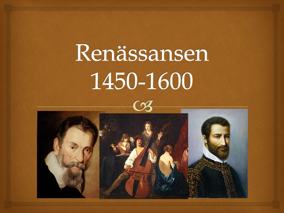 Vid början av 1500 talet fanns det ca 80 miljoner människor i Europa.