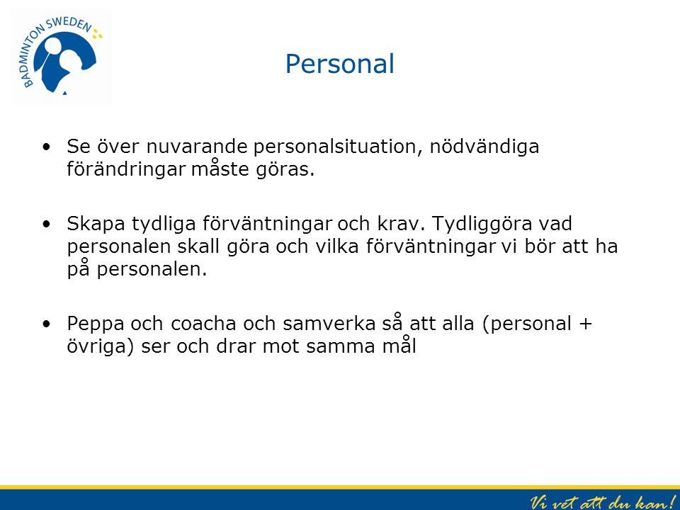 Vi och Dom Man hör det för ofta i Badminton Sverige, varför.