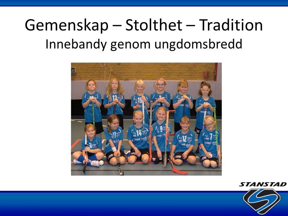Från ideell till professionell 1993 IK Stanstad bildas genom en sammanslagning av tre föreningar i Staffanstorp.