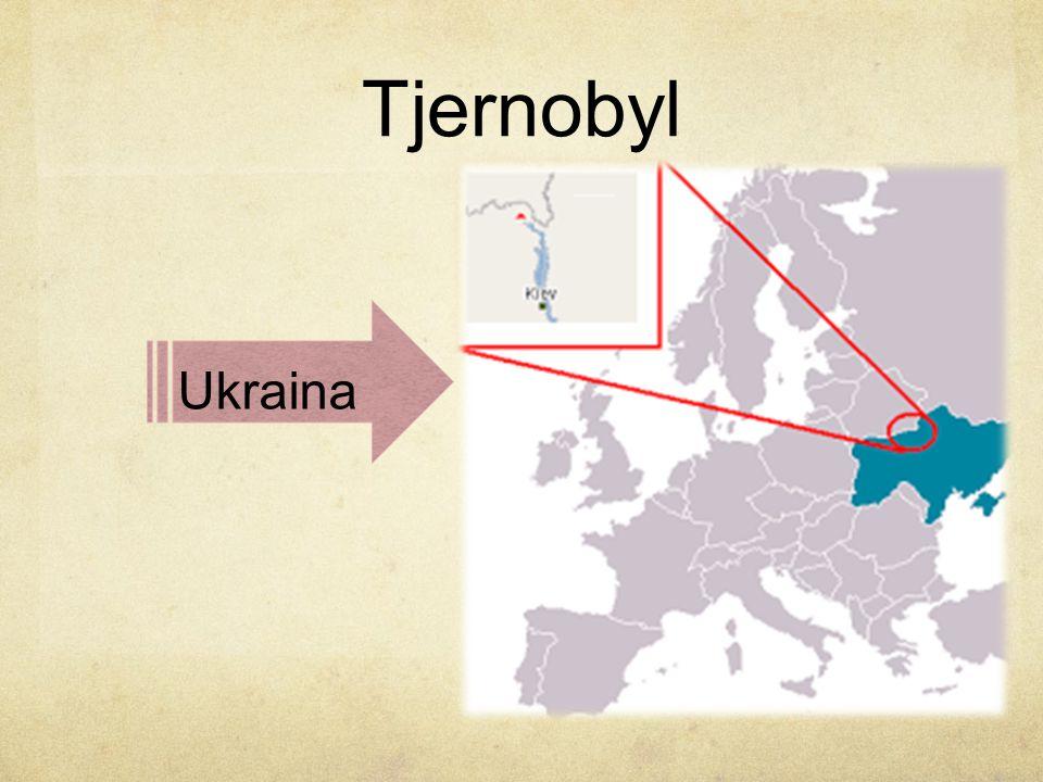 Fakta  Ukraina  1986, 26 april, kl 01.23  180.000 invånare evakuerades  Svenska kärnkraftverket Forsmark upptäckte olyckan  Omkring 100 människor bor där, främst äldre  Radioaktiva partiklar spreds med vindar över stora delar av Europa  35 sek, reaktorn blev överhettad och effekten ökade.