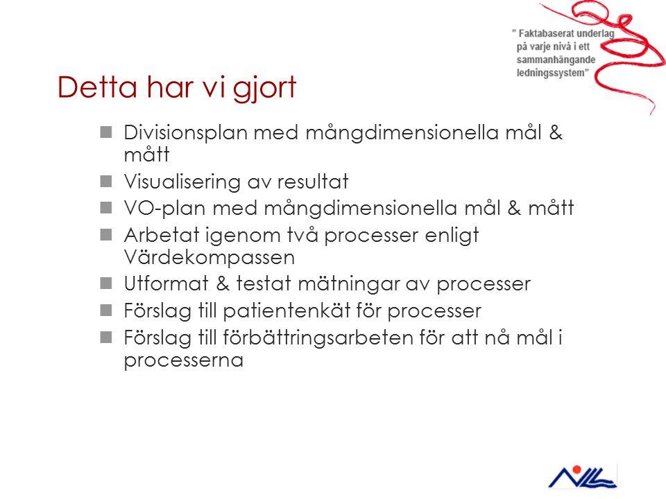 Exempel handlingsplan Kirurgi UtvecklingsområdenÅtgärd och berörda verksamheter/motsv 2.4.1 Utveckla vårdprocesser Identifiera vårdprocesser och processägare.