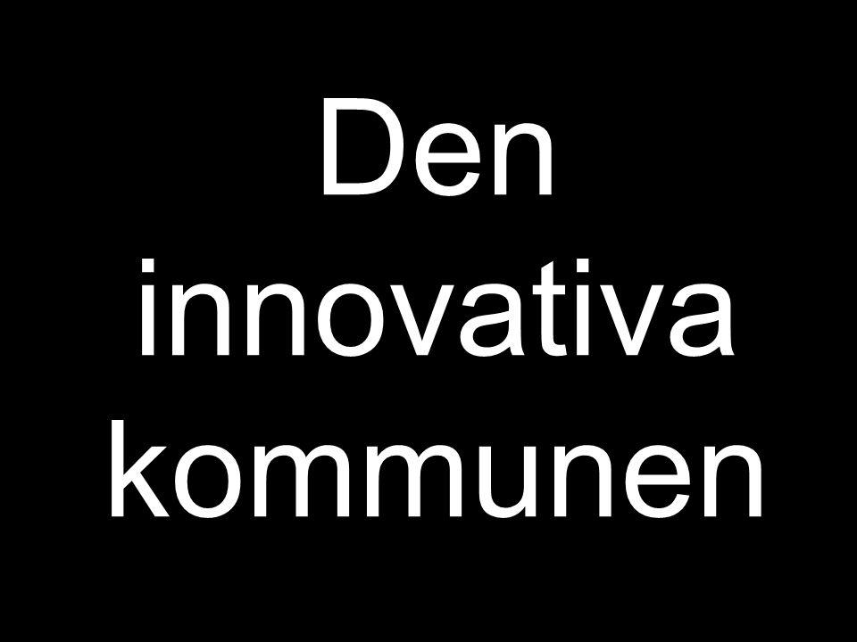 Den innovativa kommunen