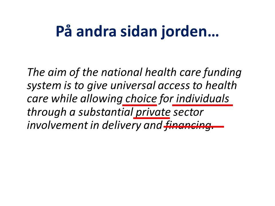 Vi har det system vi har VG Primärvård har stärkt patienterna genom rätten att välja och välja bort.