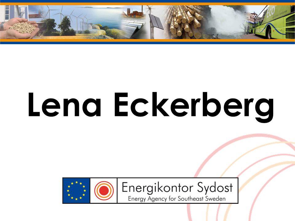 Energi- och klimatrådgivarna Sydost Energi- och klimatrådgivning i Oskarshamn och Högsby Energitips för invandrare Utbildning för fastighetsskötare inom UH- kommun Nationell transportutbildning för EKR Referensgrupper hos EM för: Kraftsamling och Isolerhandbok för småhusägare LED-projekt Buy Smart Prometeus ENIG UH-kommun Föreläsningar för ungdomar, föreningar, politiker EE-utbildning på Elajo och NOVA Mässor och seminarier för 2010 (11 dec) Butikskontroller, energimärkning Bilaga om transporter i Dagens Samhälle