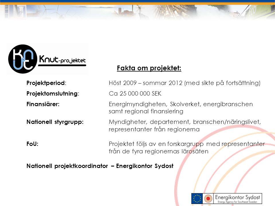 Samarbetspartners Molekylverkstan eXperyment Gdynia Kalmar Kommun Regionförbundet Kalmar Energi Energimyndigheten Lokala näringslivet