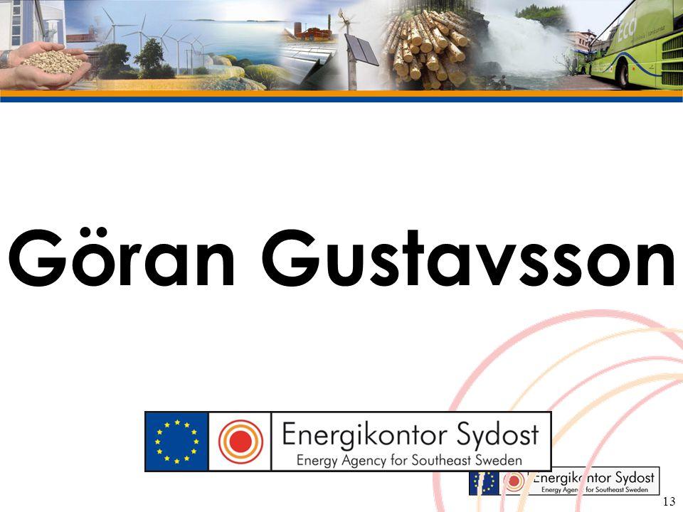 Göran Gustavsson 13