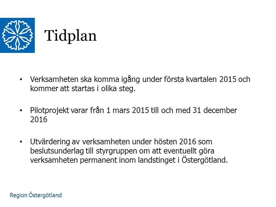 Region Östergötland En samverkansenhet Motions- och Idrottskadeenhet med två mottagningar dvs en i Linköping och en i Norrköping.
