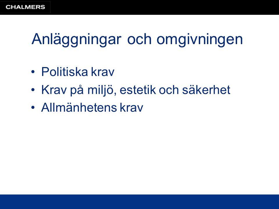 En organisationsmodell Universitet Arenor Anl.