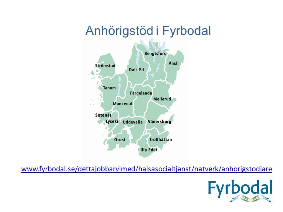 www.fyrbodal.se/dettajobbarvimed/halsasocialtjanst/natverk/anhorigstodjare Anhörigstöd i Fyrbodal