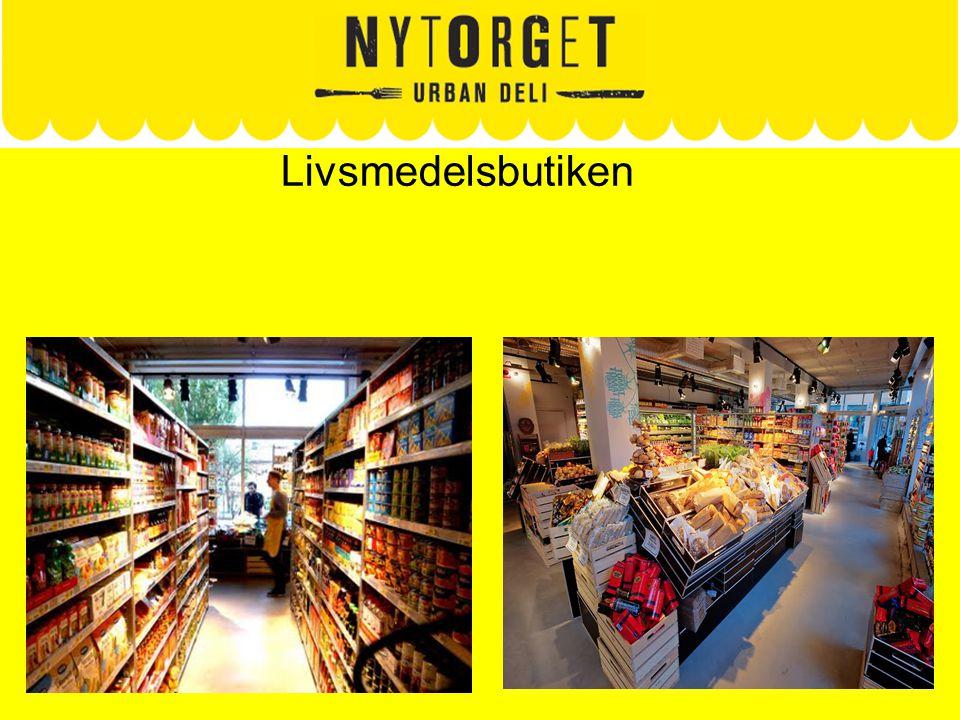 Livsmedelsbutiken