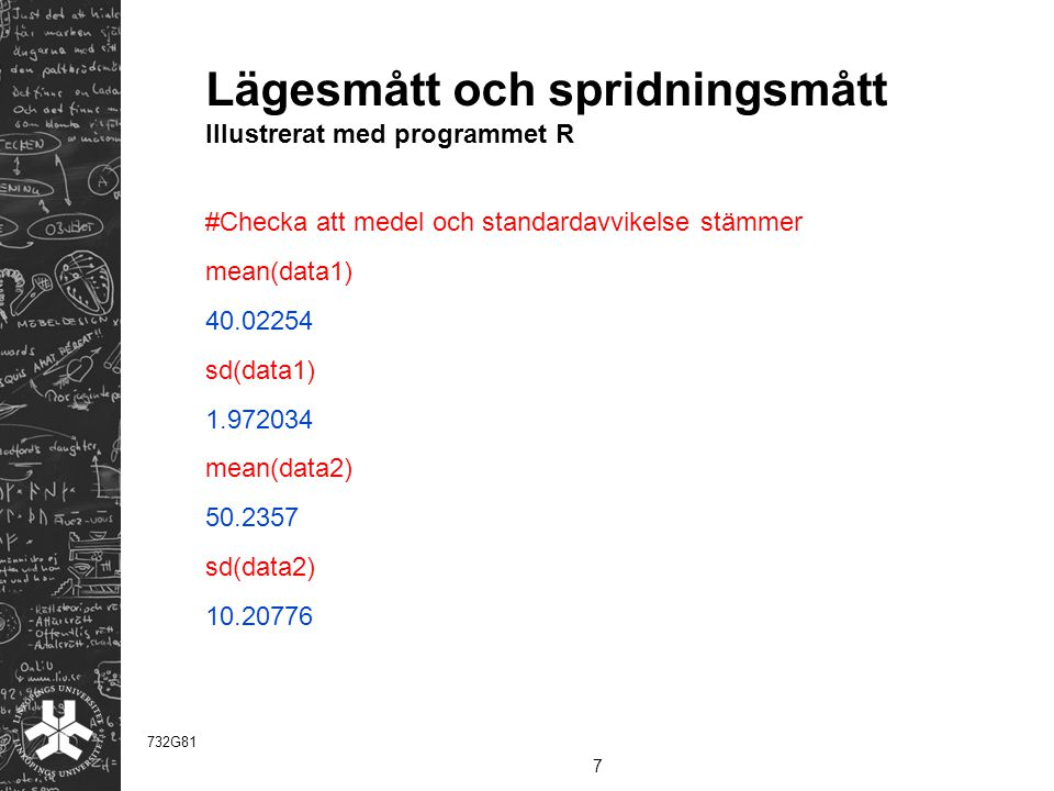 Kombinatorik Permutationer 8 732G81