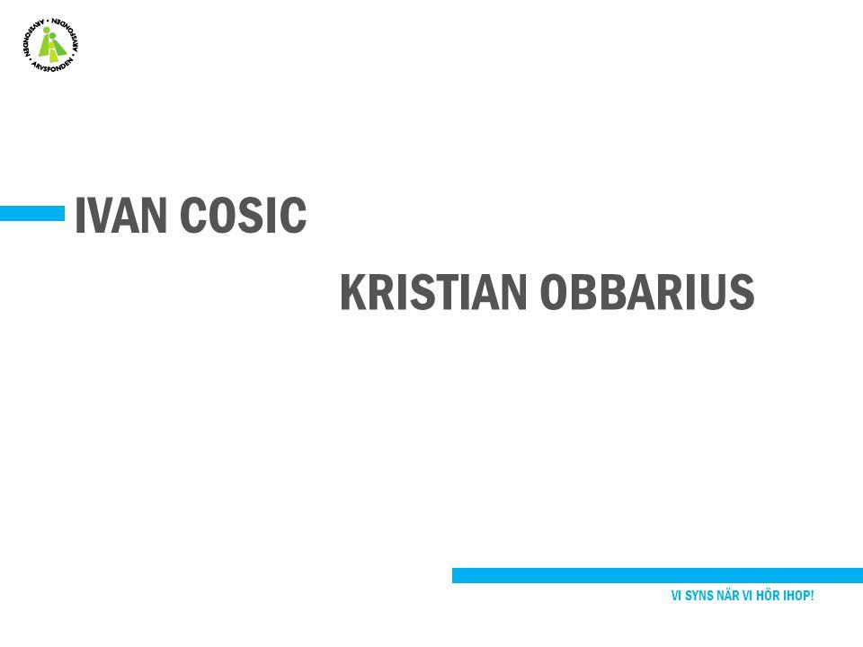 IVAN COSIC KRISTIAN OBBARIUS