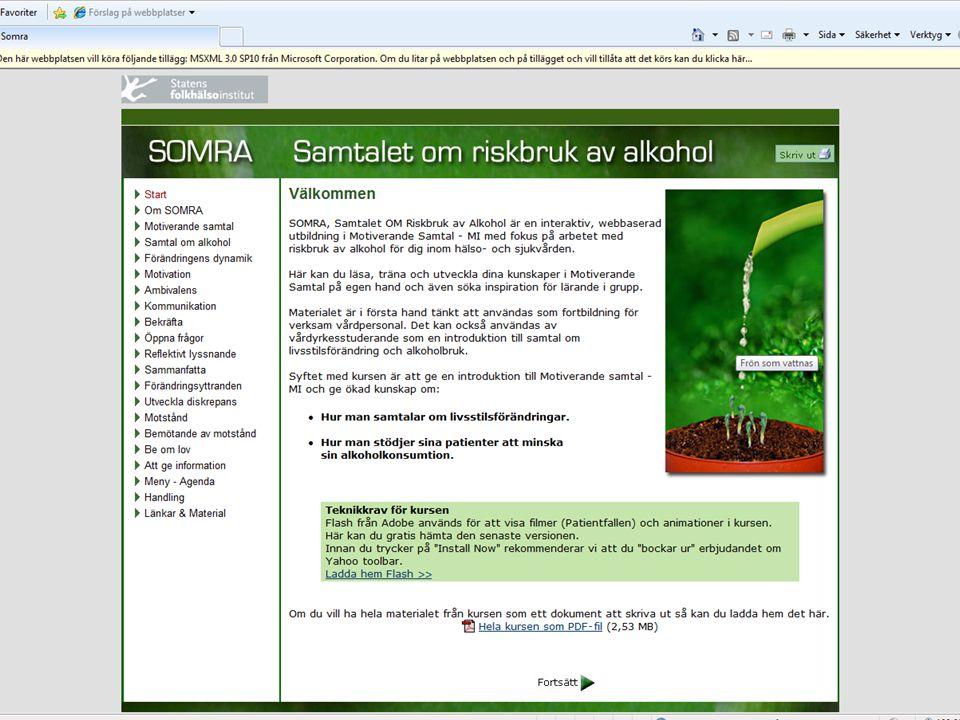 www.fhi.se/riskbruksprojektet Sid 33