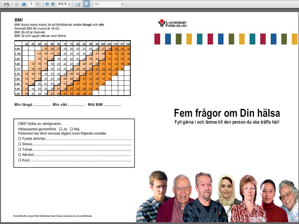 www.fhi.se/riskbruksprojektet Sid 6