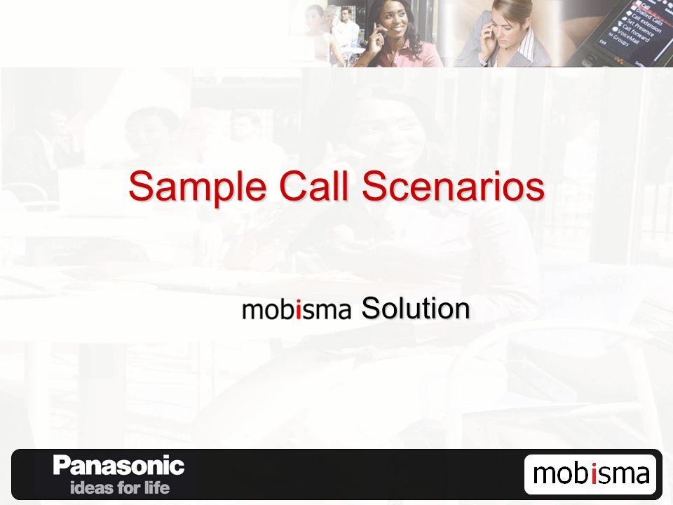 Sample Call Scenarios Solution Solution
