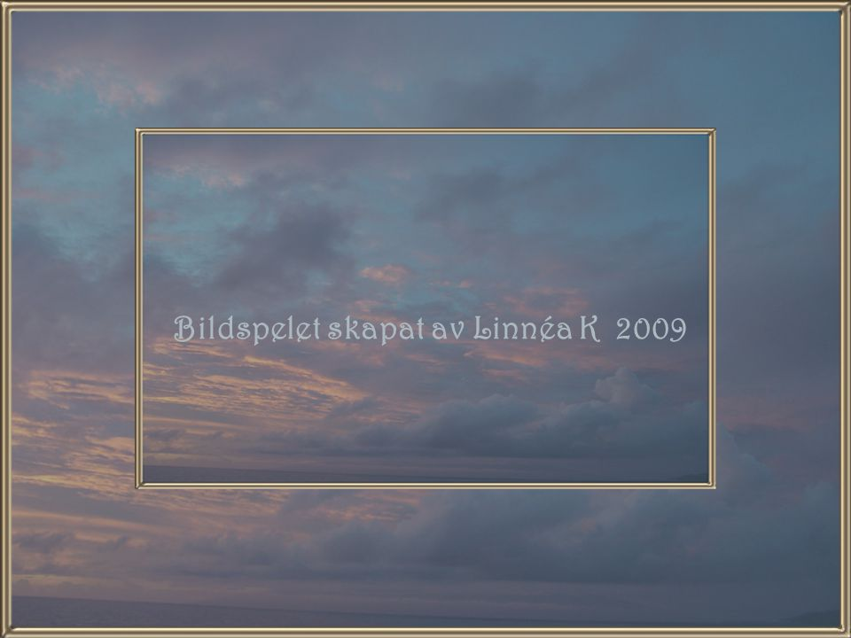 Bildspelet skapat av Linnéa K 2009