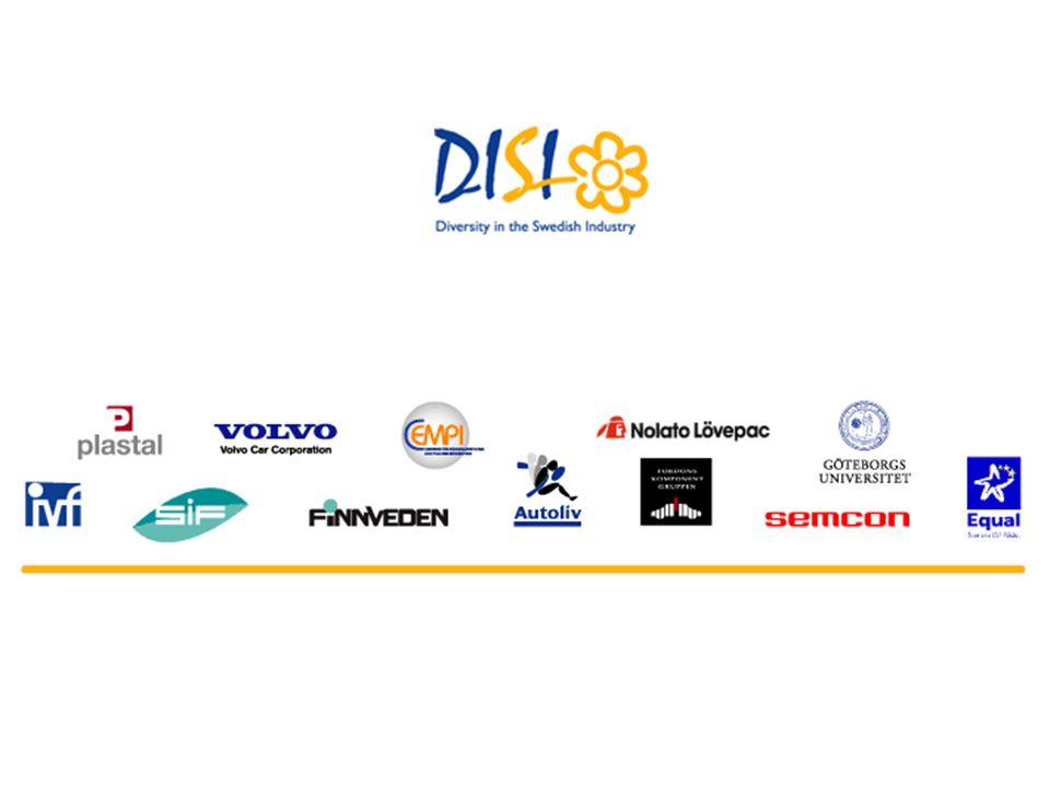 Mål: konkurrenskraftiga arbetsgrupper DISIs övergripande mål är att skapa förutsättningar för ett jämlikt samarbete mellan individer med olika perspektiv och erfarenheter.