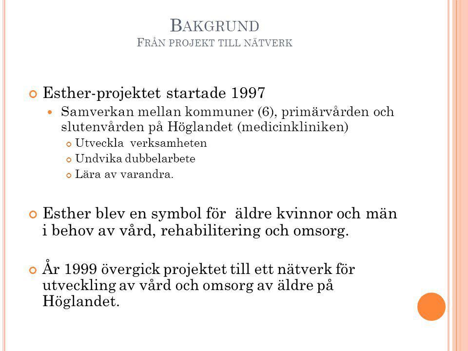 B AKGRUND, FRÅN ETT TRADITIONELLT TILL ETT PROCESSINRIKTAT ARBETSSÄTT