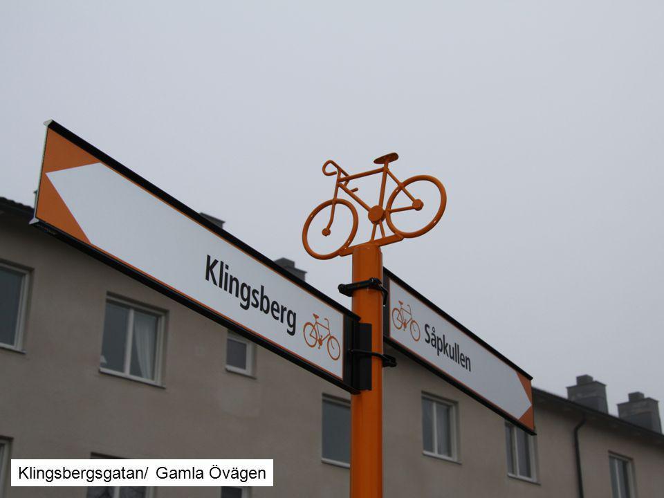 Bild Klingsbergsgatan/ Gamla Övägen