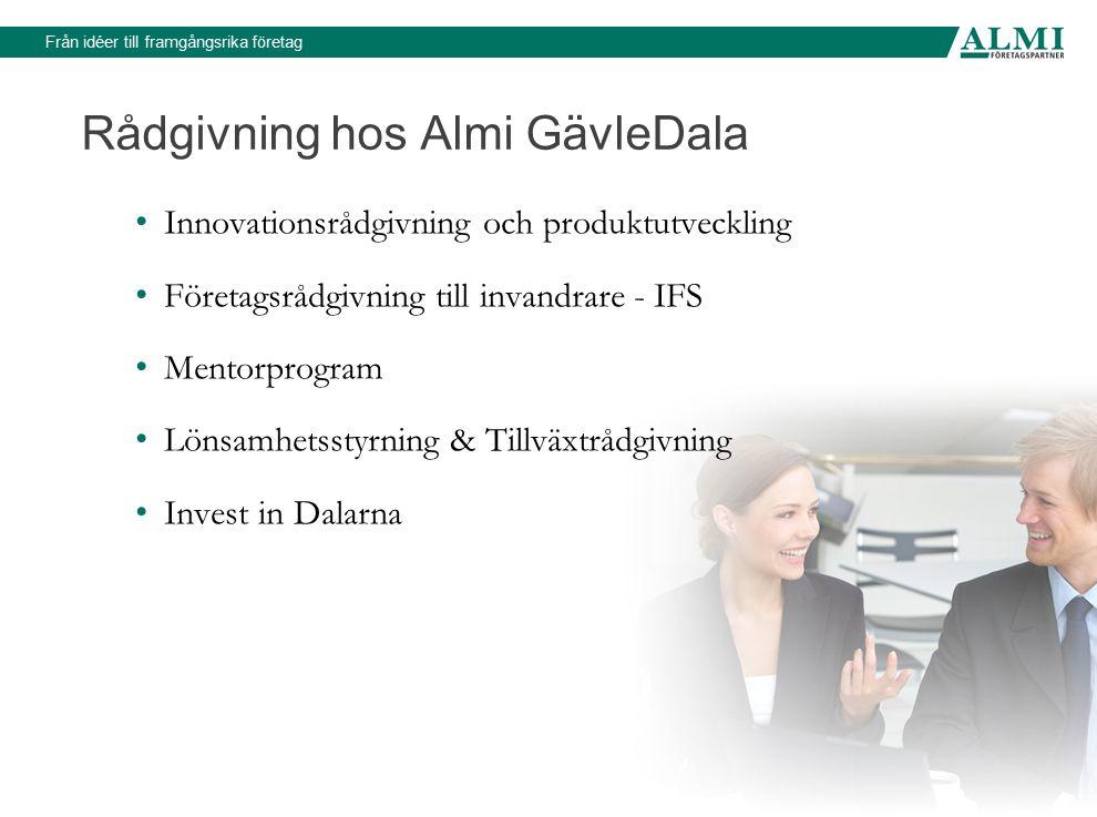 Från idéer till framgångsrika företag Köpa Finansiering - Lån StartaUtvecklaKöpa  Almi lånar ut till företag i alla branscher.