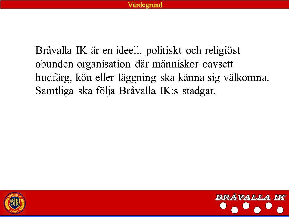 Vision Aktiva erbjuds förutsättningar för sin ambition i Bråvalla IK.