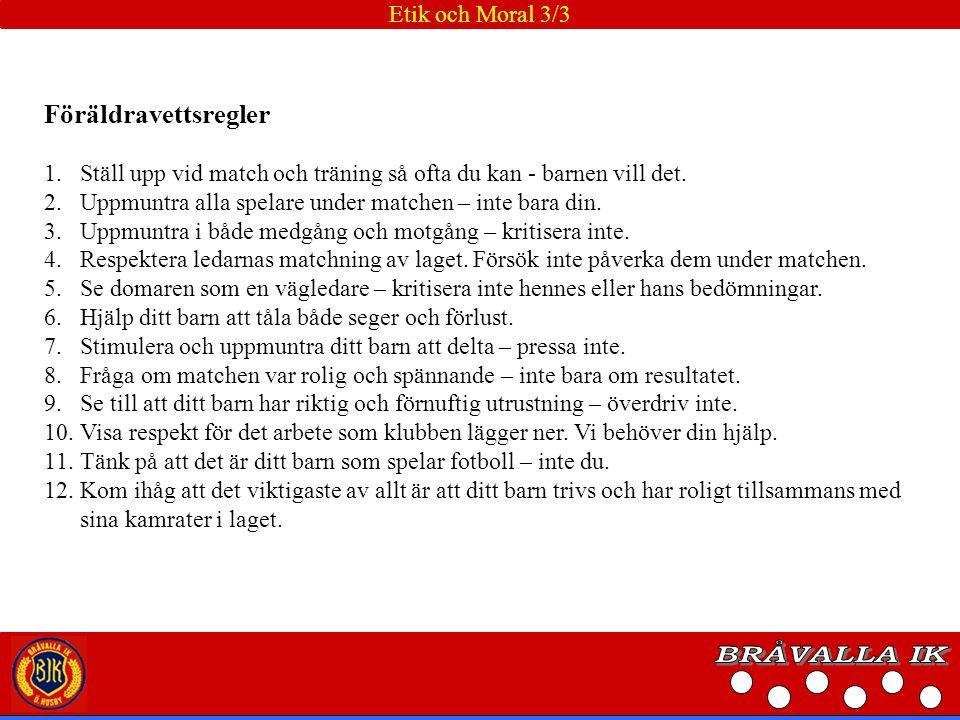 Drogpolicy Drogpolicy Bråvalla IK Bråvalla arbetar mot en nollvision sett till droger i samband med idrottsutövande.