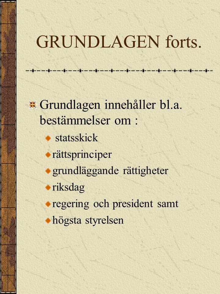 Riksdagen och budgeten Riksdagen stiftar våra lagar Statens inkomster och utgifter för året är en lag som heter statsförslaget dvs.