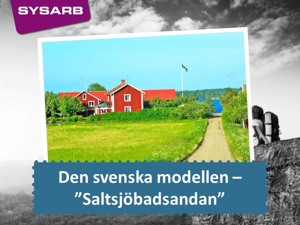 """Den svenska modellen – """"Saltsjöbadsandan"""""""