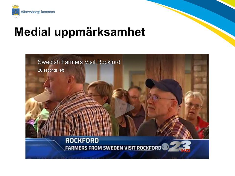 Wisconsin - The dairy state no.1 Stort & smått -Rosendale Dairy farm, 9000 Holstein kor, det föds 25 kalvar om dagen.
