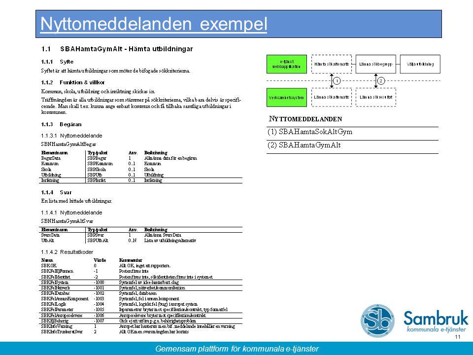 Gemensam plattform för kommunala e-tjänster 12 Analys, kravspec/ ramavtal Anbudstid Beslut Avrop eller upphandling Beslut Val av leverantör Avropsförfrågan sänds till leverantörer Anbud inkommer från leverantörer Avtal undertecknas Upphandlingsprocessen Produktion avrops- förfrågan UtvärderingAvtalstext Avtals- förhandling