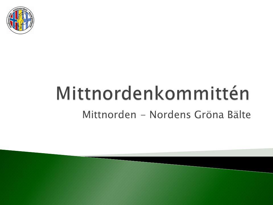 Mittnorden - Nordens Gröna Bälte