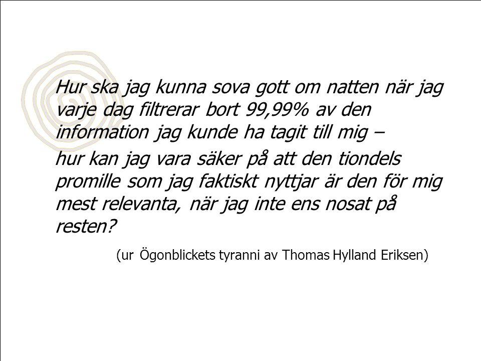 Informationssökning & sökstrategi Doktorandkurs 040921 Linda Karlsson, Lotta Wogensen