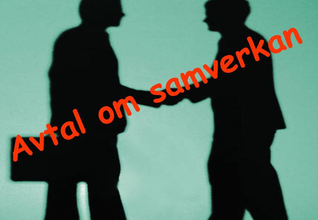 © Christer Pallin, RF-Juridik 16 Vad är en förening? Avtal om samverkan