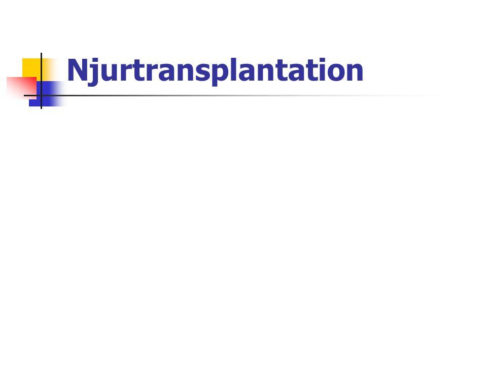 Njurtransplantation
