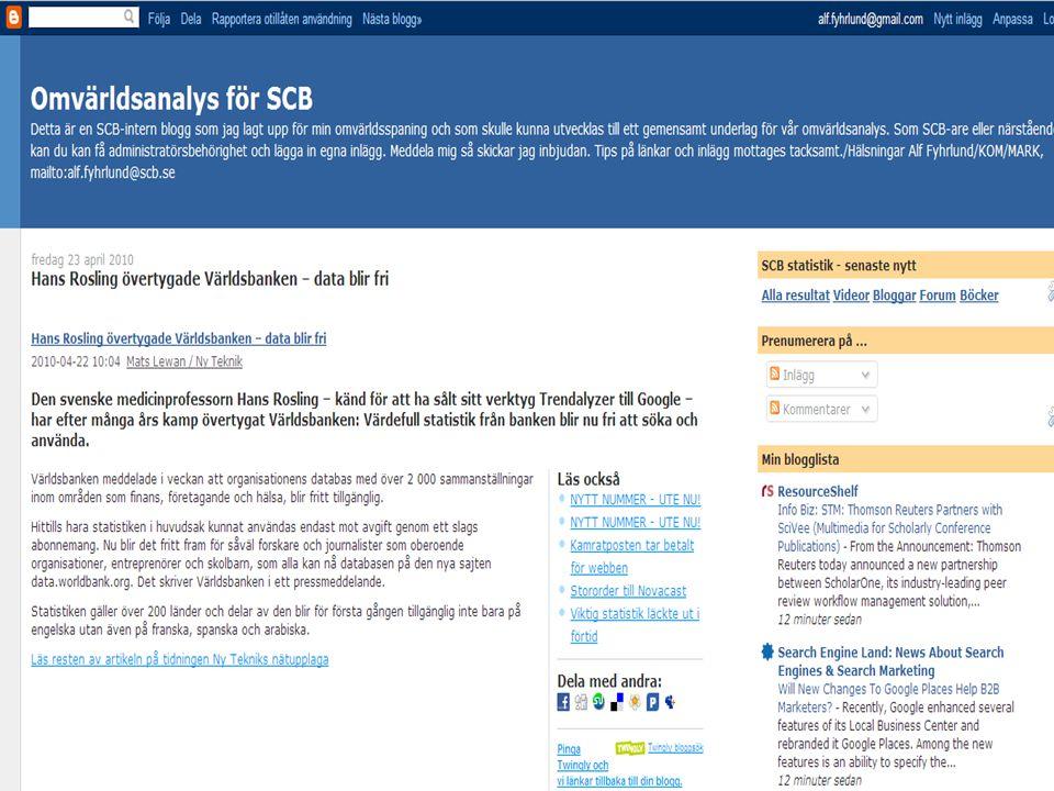 Alf.Fyhrlund@scb.se 18