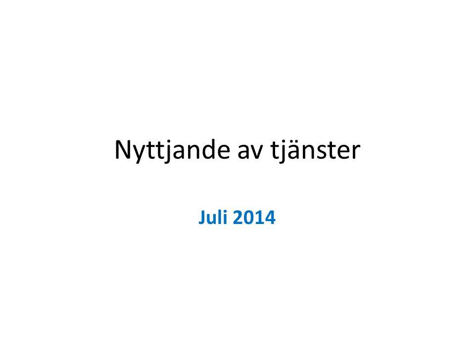 * Inkluderar ej statistik från Stockholm, Sörmland, Värmland, Norrbotten.