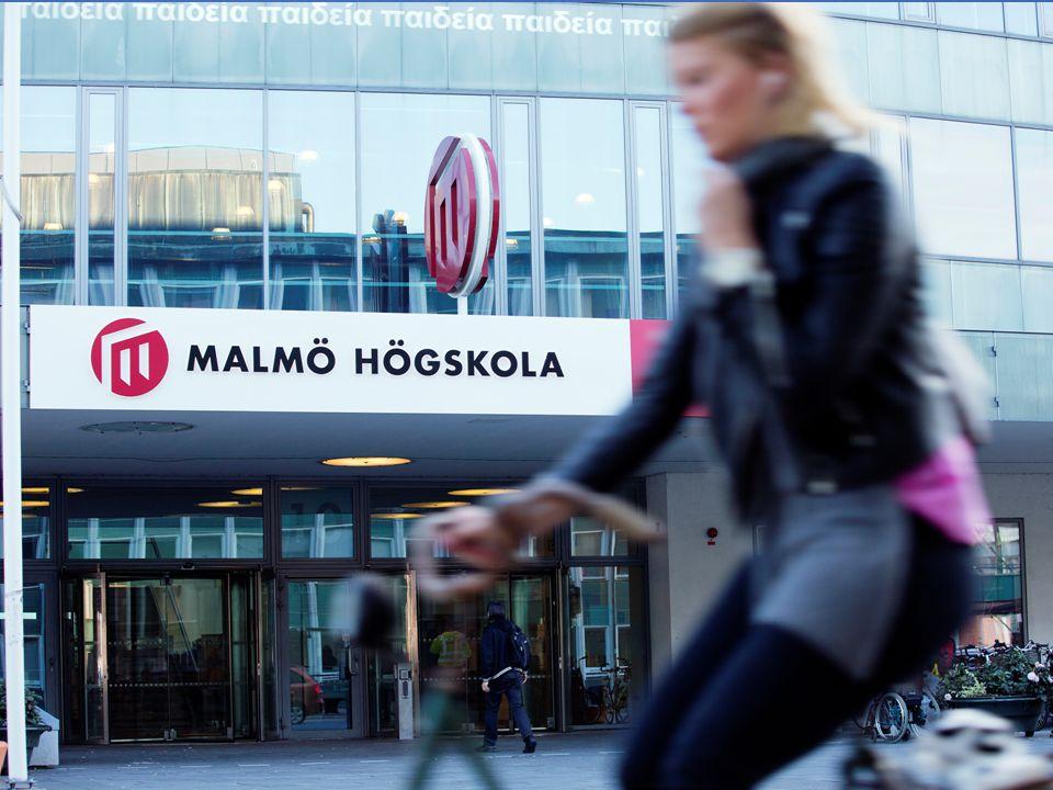 UTBILDNINGSNIVÅN I MALMÖ - UTVECKLING SEDAN HÖGSKOLAN BILDADES 1998